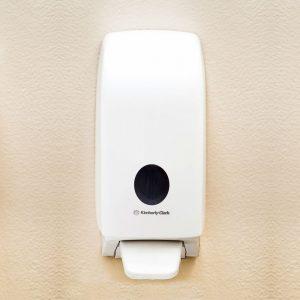 Aquarius Hand Cleanser Dispenser